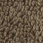 Махровое полотенце Бамбук Коричневый ( Brown) 50*90 см
