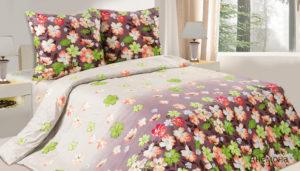 Комплект постельного белья поплин Анемона