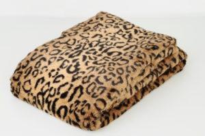 Плед  Леопард