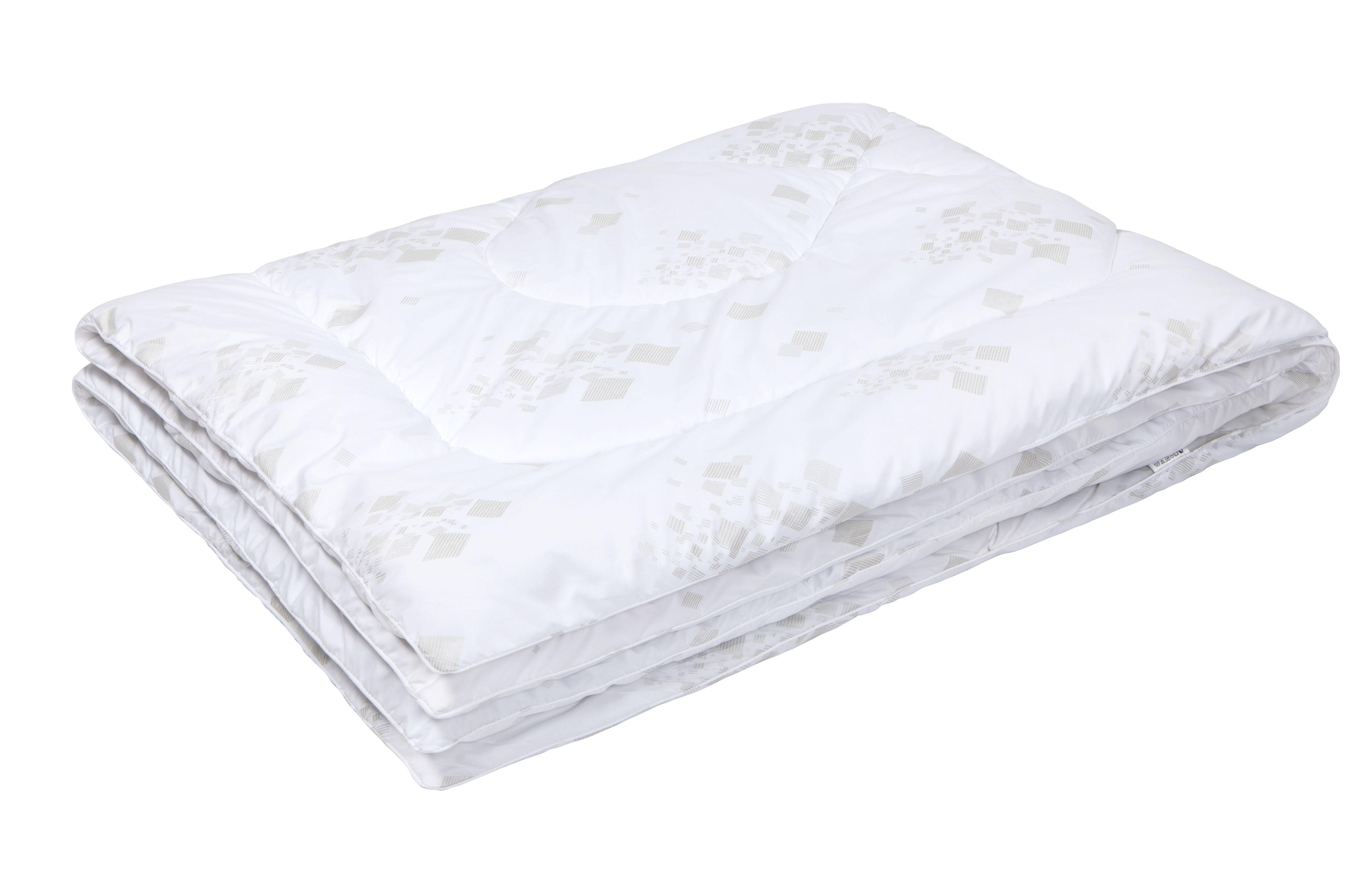 """Одеяло """"Файбер-Комфорт"""" облегченное 140*205 витрина"""