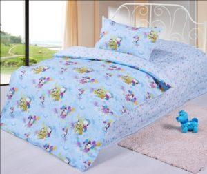 Детское постельное белье Арт. ВА 02 ясли
