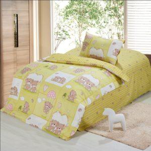 Детское постельное белье Арт. ВА 19 ясли