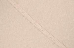 Простынь на резинке Джерси  Персиковый 140*200*30