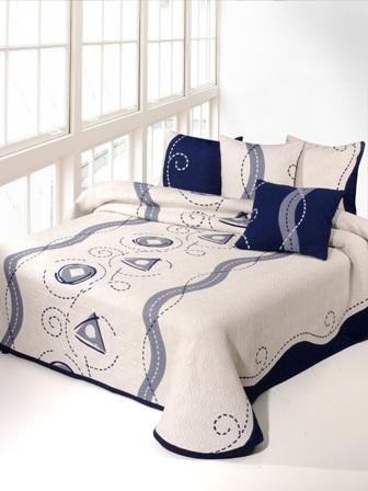 Покрывало на кровать Antonio Salgado Santorini