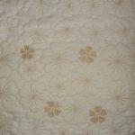 Покрывало  Lux Cotton  Нежность с кантом вышивка