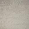 Покрывало  Lux Cotton  Бежевое Барокко с кантом вышивка