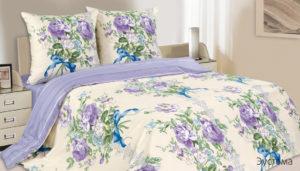 Комплект постельного белья поплин Виардо