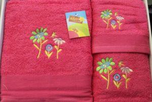 Детские полотенца Valentini JUNIOR Flover (Португалия)