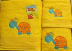 Детские полотенца Valentini JUNIOR tbr 06 (Португалия)
