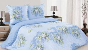 Комплект постельного белья поплин Ажур