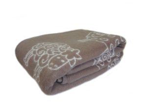 Одеяло шерстяное Овечки