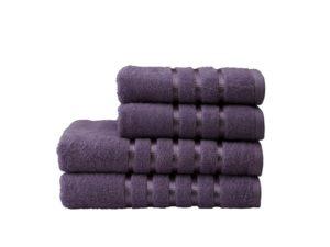 Полотенце гладкокрашеное Lifestyle (Фиолетовый - Grape)