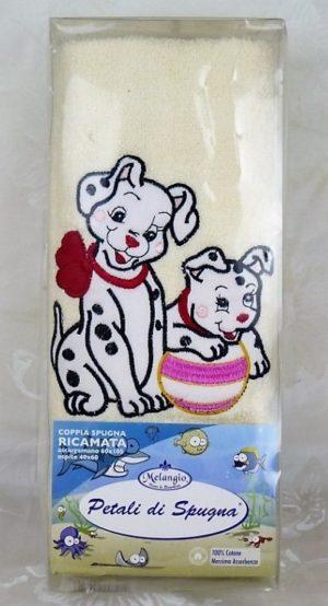 Набор детских полотенец Дисней 1+1