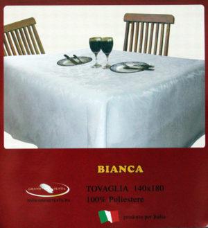 Скатерть   GRAND TEXTIL  (Италия) Бианка-ГТ белый