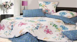 Комплект постельного белья сатин Ecotex  Шейла