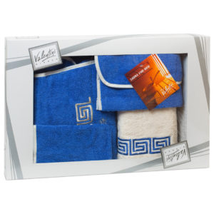 Набор парео+полотенце Valentini Fashion 2 1119 муж. (Португалия)