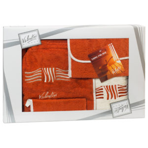 Набор парео+полотенце Valentini Sea2 1128муж. (Португалия)