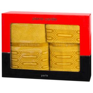 Махровые банные полотенца Pierre Cardin (Португалия) РС 050 1144