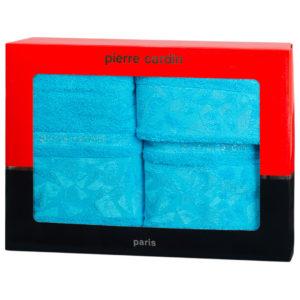 Махровые банные полотенца Pierre Cardin РС 070 1122