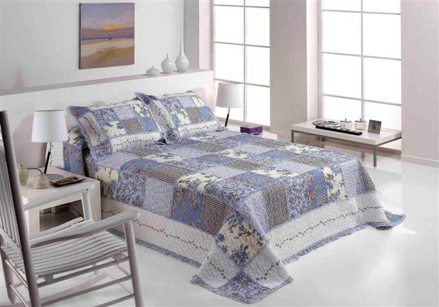 Покрывало на кровать Dolz (Испания) Amarna Blue