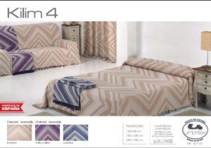 Покрывало-плед на кровать/диван Kilim 4 (Испания)