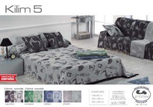 Покрывало-плед на кровать/диван Kilim 5 (Испания)