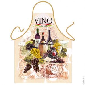 Фартук 19554 Белое вино