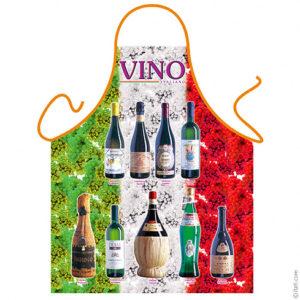 Фартук 18686 Красное вино