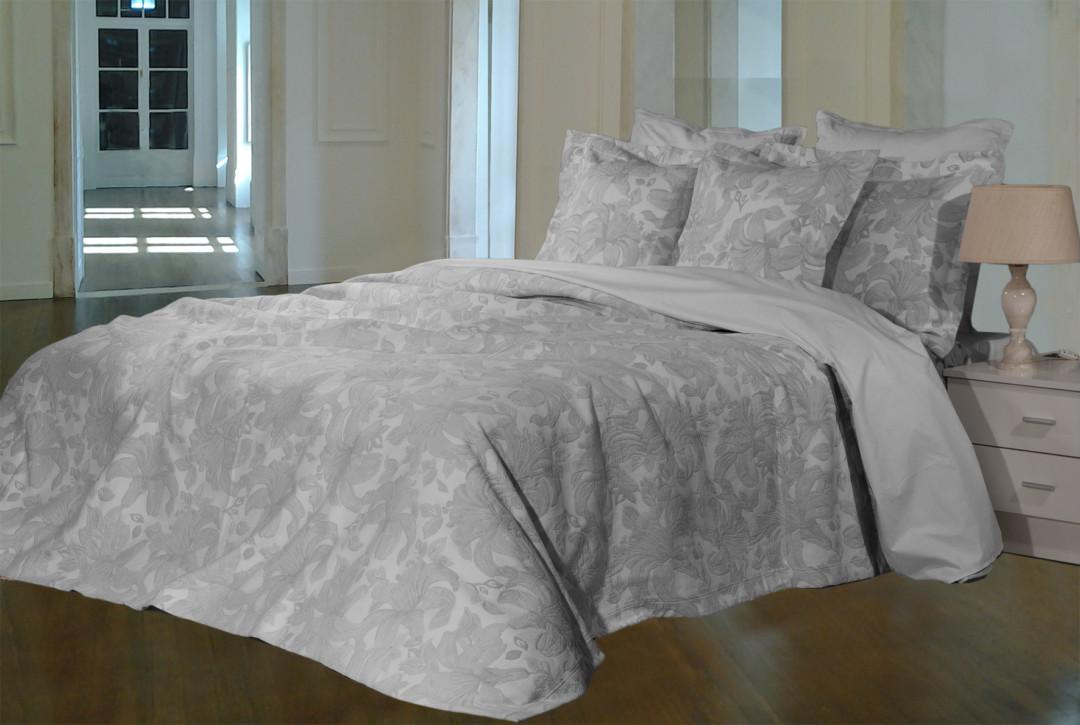 Покрывало на кровать Royal Garden 15 Grey Antonio Salgado