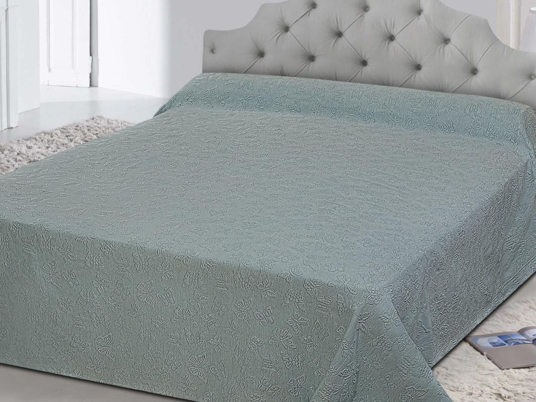 Покрывало на кровать Antonio Salgado Butterfly Blue