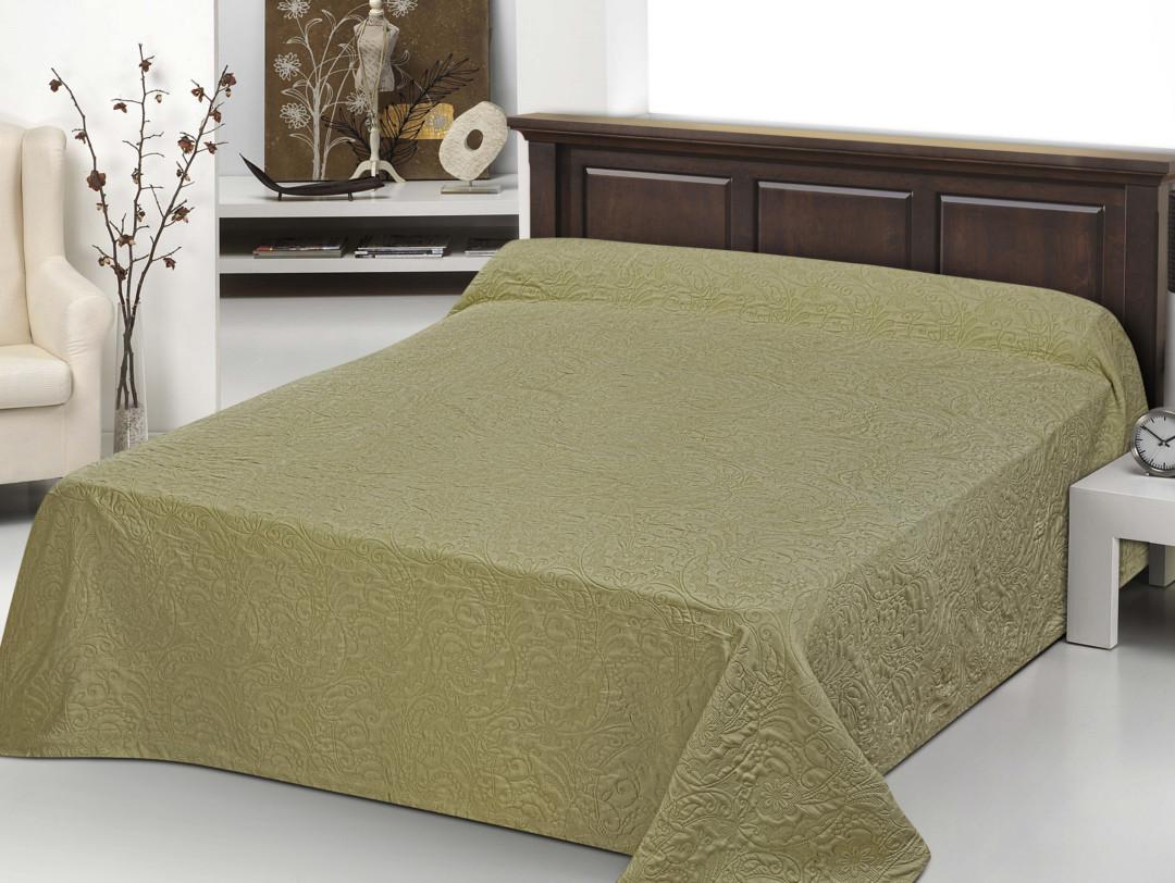 Покрывало на кровать Antonio Salgado Guipure Green