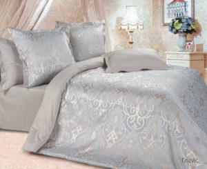 Комплект постельного белья сатин-жакккард Глейс