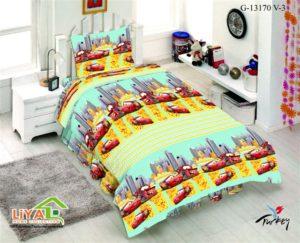 Детское постельное белье Автоклуб 1.5- сп