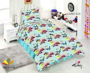 Детское постельное белье Ралли 1.5- сп