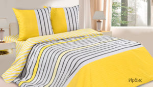 Комплект постельного белья поплин Ecotex  Ирбис 2-сп Макс