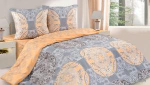 Комплект постельного белья поплин Осман Евро