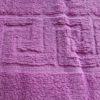 Полотенце для ног  Ножки  фиолетовый