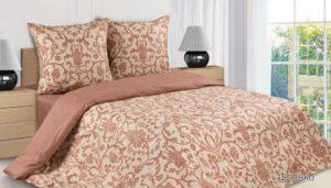 Комплект постельного белья поплин Франко 2-сп Макс