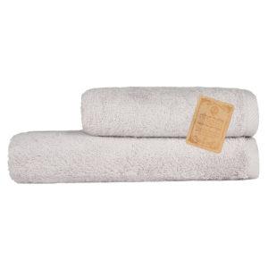 Махровое полотенце Бамбук Diplomat Бежевый