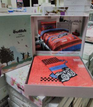 Детское постельное белье Racing 1.5- сп