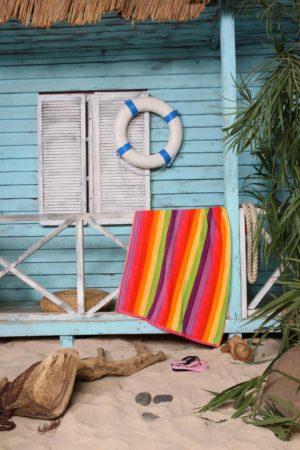 Пляжное полотенце Fitness