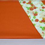 Постельное белье+покрывало Ozdilek Fashion Orange евро