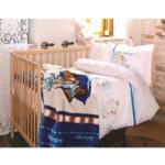 Battaniyeli Sleepy Mavi