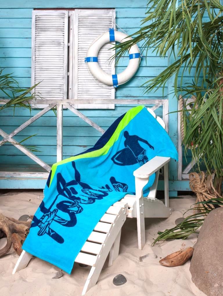 Пляжное полотенце Holiday boy
