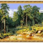 лето в лесу 70-100