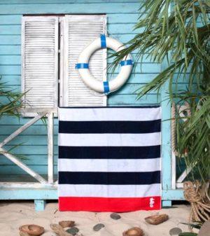 Пляжное полотенце Морской Бриз