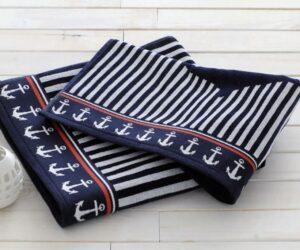 Махровое полотенце Ozdilek Marine