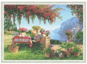 Картина Гобелен Люкс Ривьера в тени