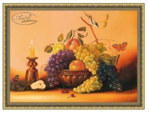 Картина Виноградный день репродукция