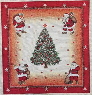 Наволочка декоративная Дед Мороз
